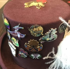 The Witch Hat - Back