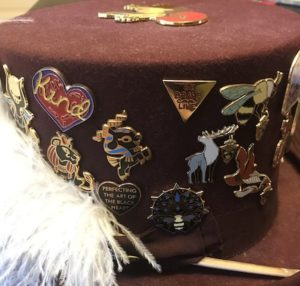 The Witch Hat: Right View